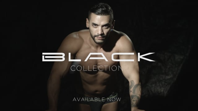 Andrew Christian Black Collection