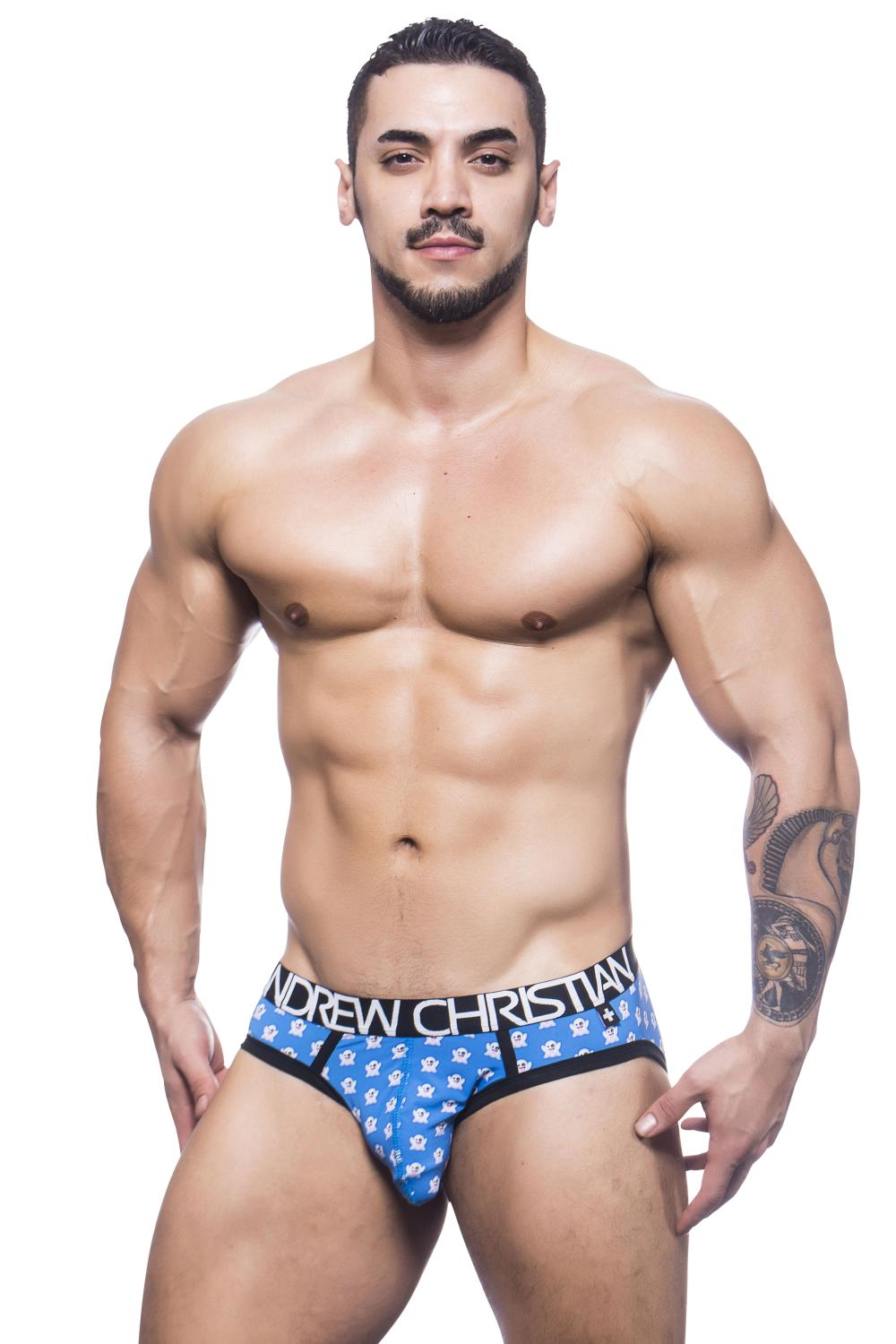 Review - Andrew Christian Massive Icon Ghost Brief
