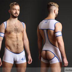 Berlin Sports Fetish brand 4 Hunks now at Jockstrap Central