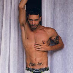 Adrian C Martin shoot Zeus Gonzalez in 2EROS