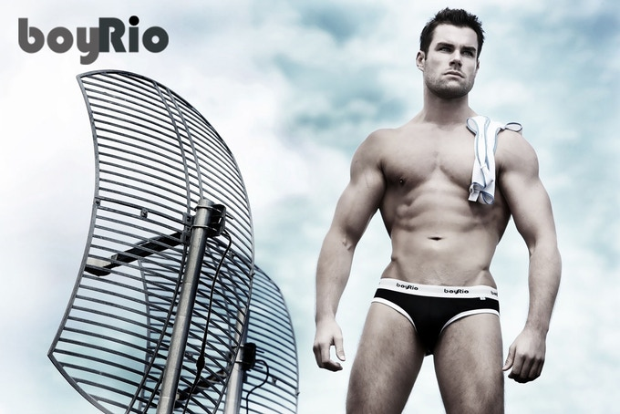 Be a backer of BoiRio Underwear