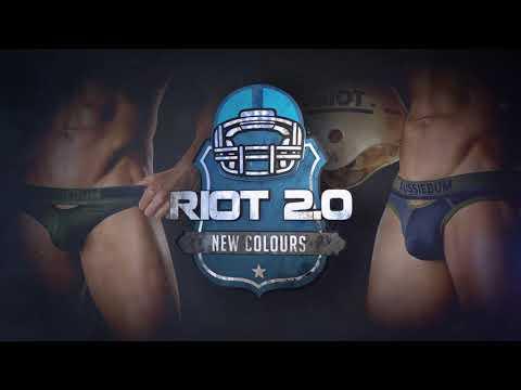 aussieBum underwear - 'Riot 2.0'