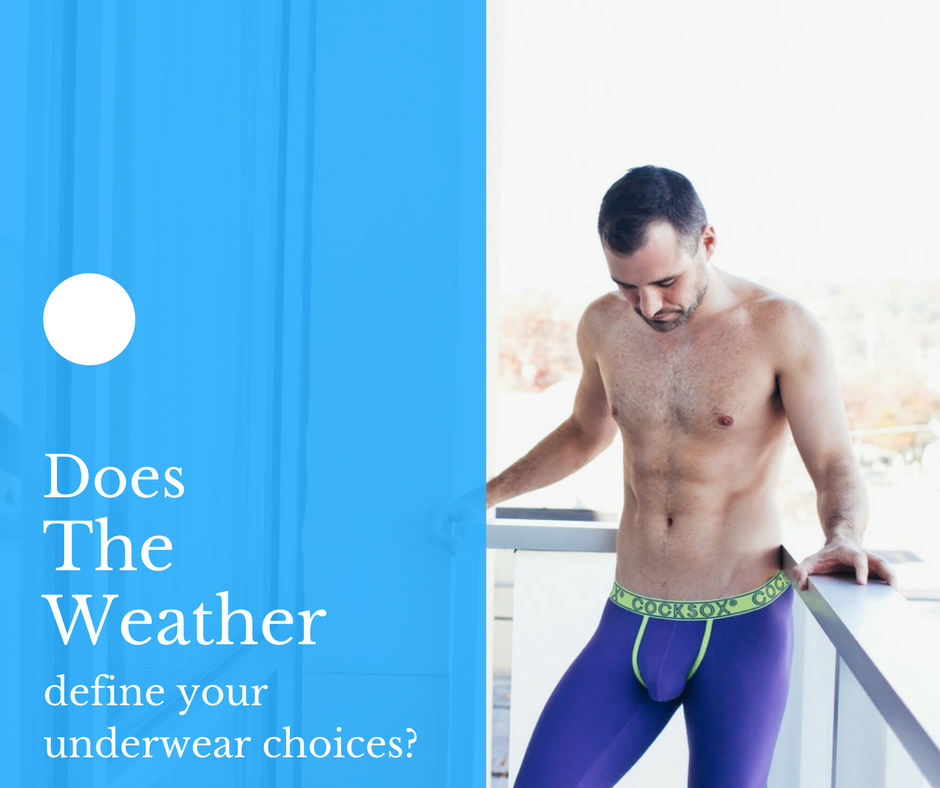 Does Cold Weather define your underwear choices?
