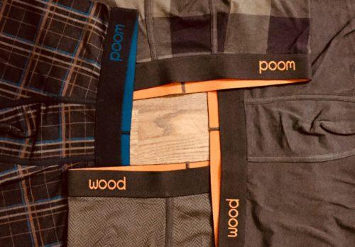 Wood underwear 2018 line