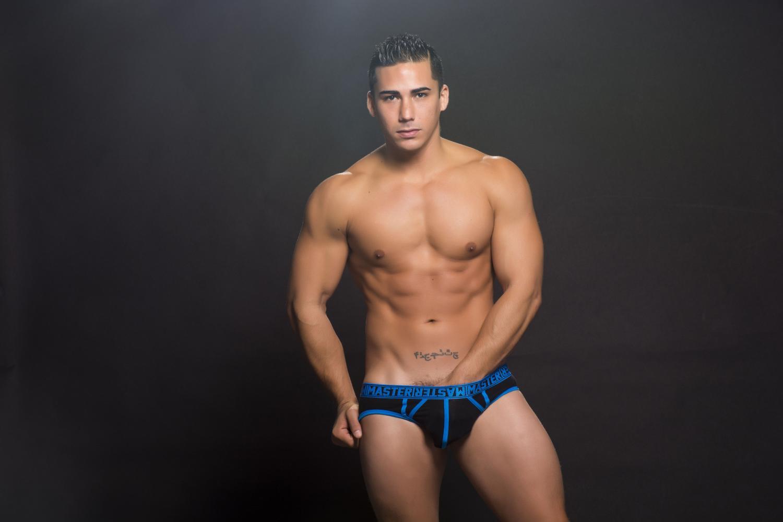 Underwear Review - Be the Master in Underwear - Andrew Christian Master Brief