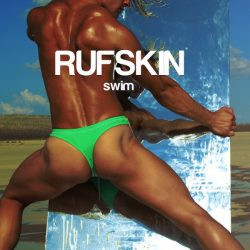 Brief Distraction featuring Rufskin Swim Thong