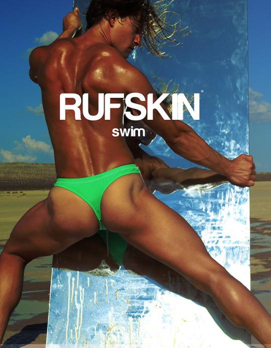 Brief Distraction featuring Rufskin Swim Thong