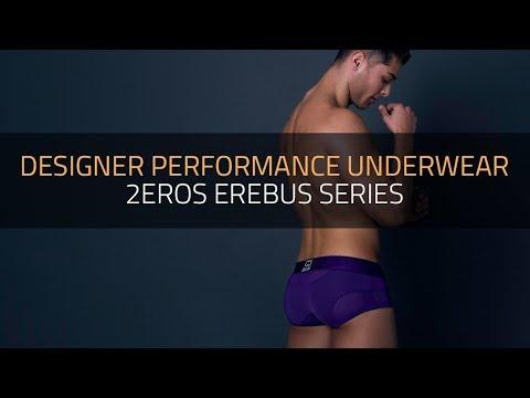 Designer Performance Underwear - 2EROS Erebus
