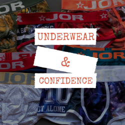 Why does underwear give me confidence or empowers me? UNB RYan
