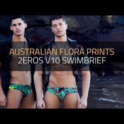 V10 Australiana Swimwear Prints