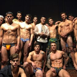 2EROS Rocks the Runway at LA Fashion Week