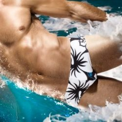 Swimwear Sunday – Go to the Tropics with aussieBum