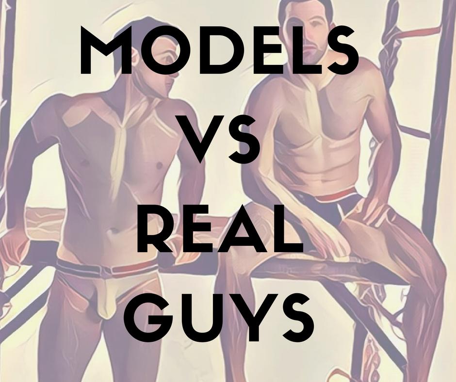 Who Should model Underwear?
