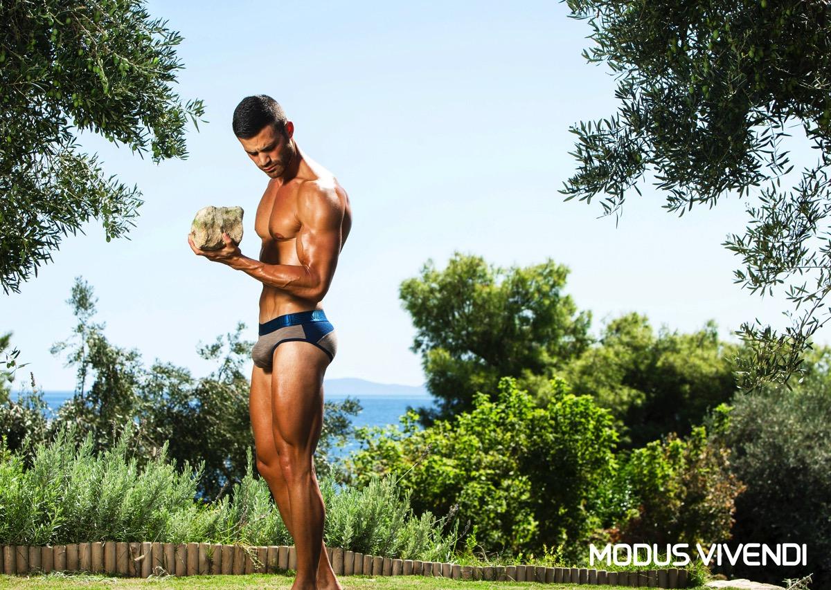 Modus Vivendi Launches the Slub Underwear Line