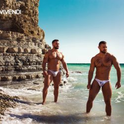Swimwear Sunday – Modus Vivendi Desert Low Cut Brief
