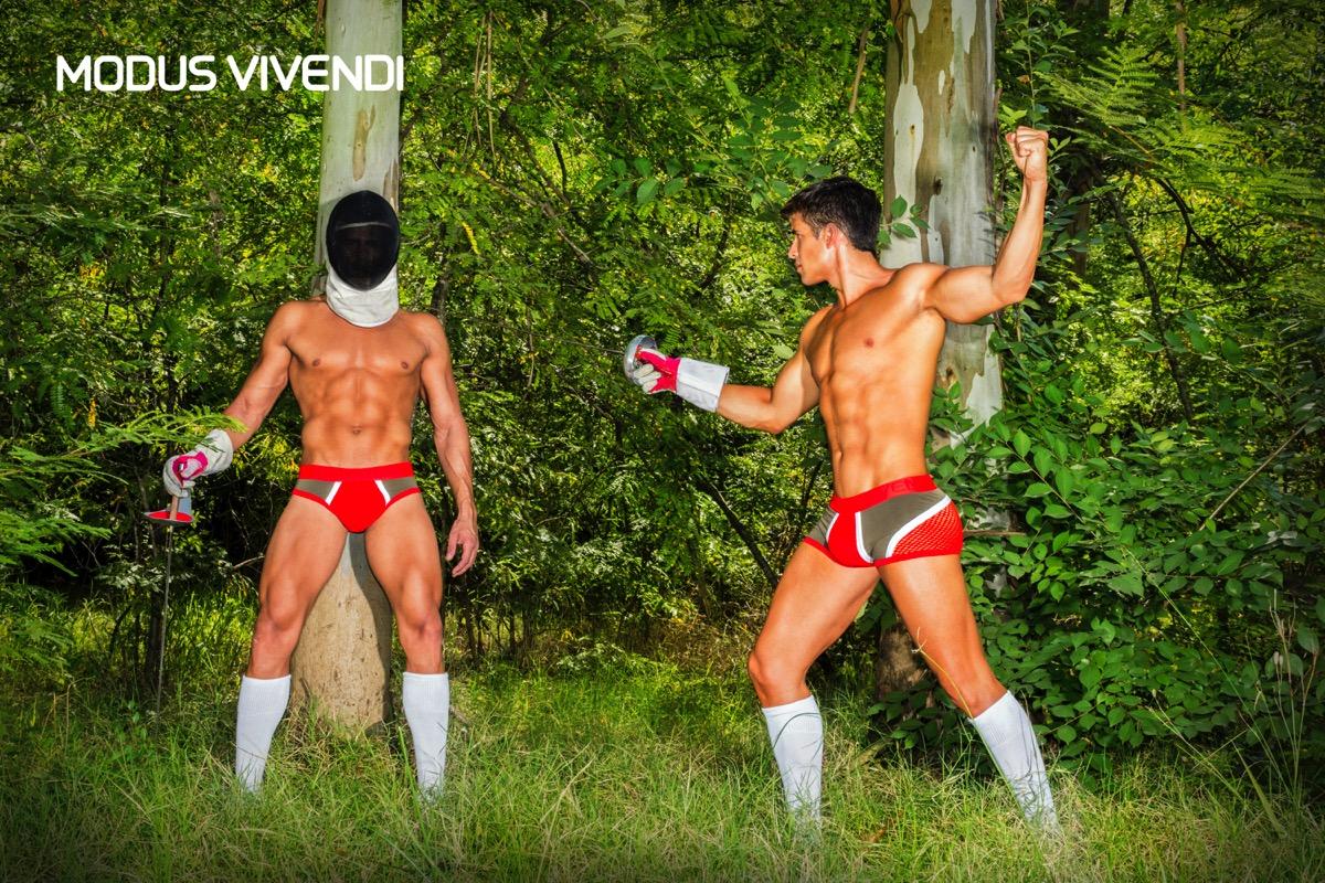 Modus Vivendi Launches the Multi C-Through Underwear Line