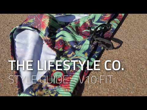 Style Guide - Learn about 2EROS V10 swimwear