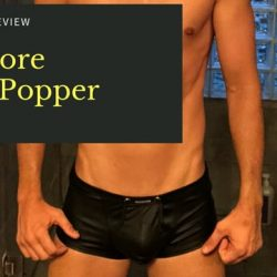 Video Underwear Review – Manstore Popper Pants