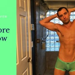Video Underwear Review – Manstore Rainbow Pant