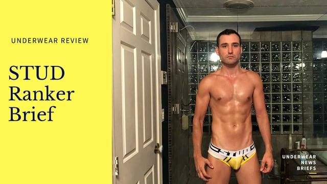 Video Underwear Review - Manstore Popper Pants