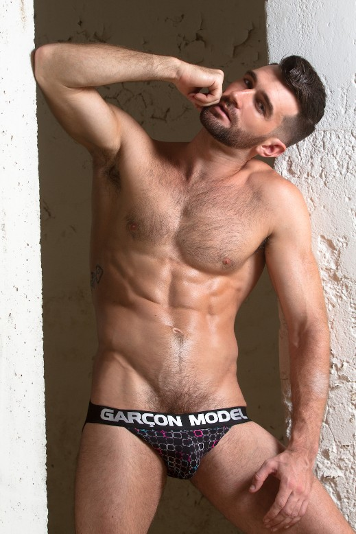 Brief Distraction featuring a TBT from Garcon Model