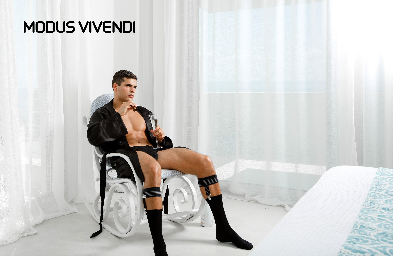 Modus Vivendi Launches the Silk Underwear Line