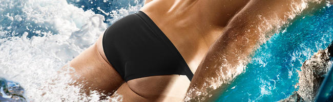 aussieBum Tanga Swim Brief