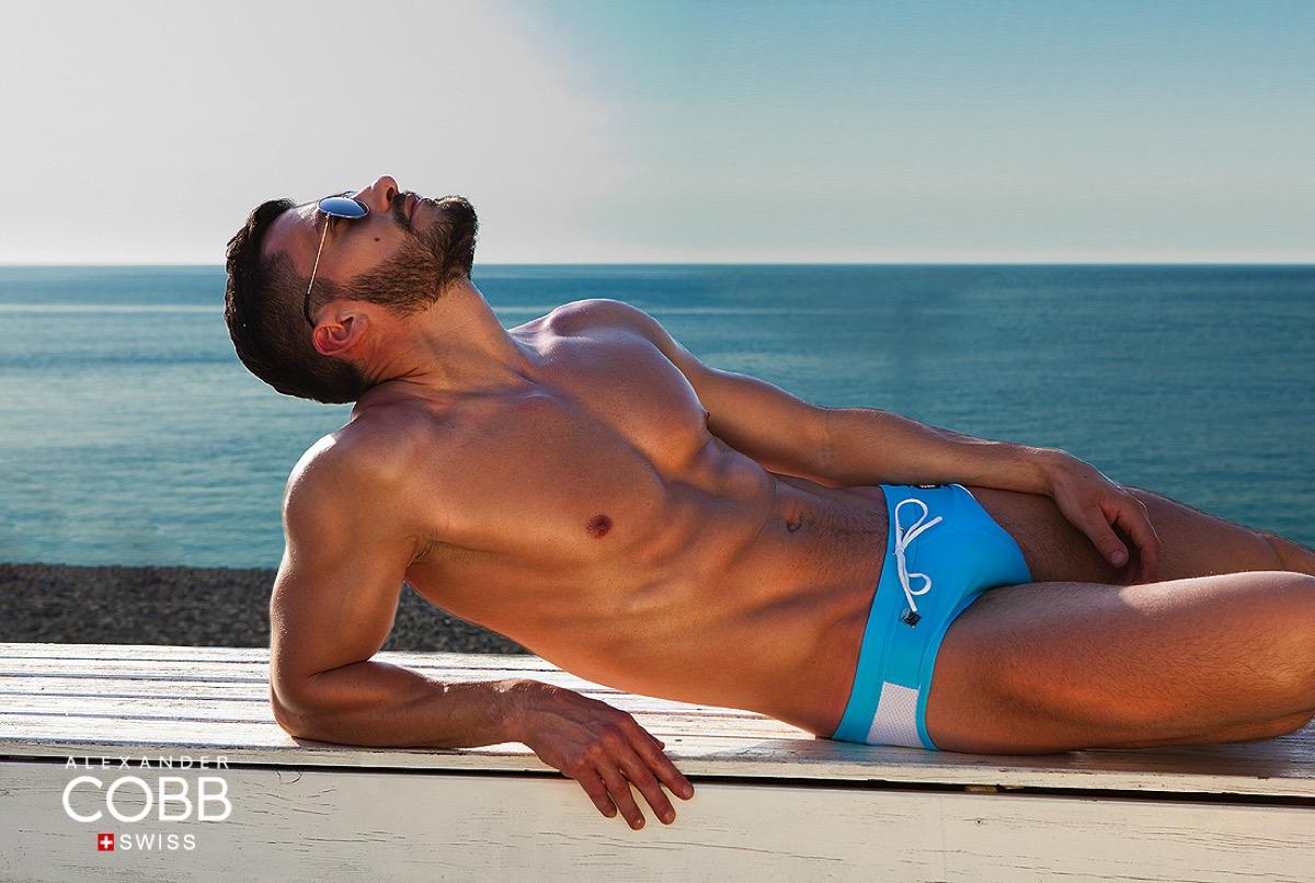 Alexander COBB Swimwear Collection ICARUS