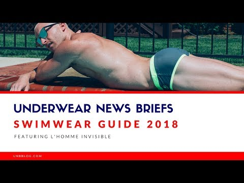 BTS Video - UNB Swimwear Guide featuring L'Homme Invisible