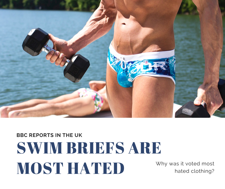 Swim Briefs Most hated in the UK