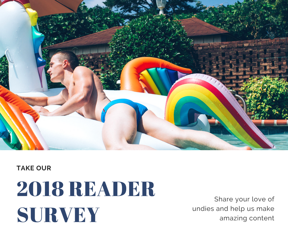 It's the 2018 Reader Survey - Share your Love of Gear