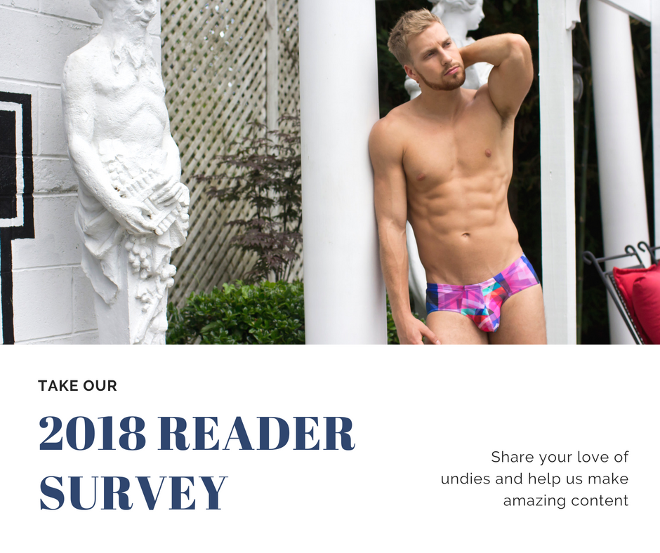 Last Chance for the UNB Reader Survey 2018