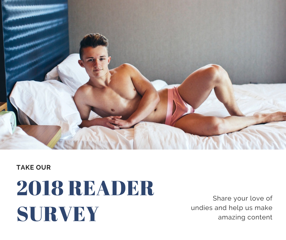 Take the 2018 Reader Survey now!