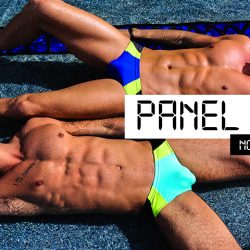 Marco Marco Swim New Panel Swim Briefs