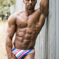 Wapo Wear featuring Model Eric Uchoa