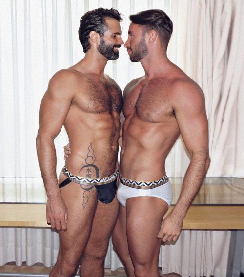 Wapo Love: Michael Wapo and Dani Robles for WAPO