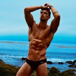 MARCUSE new campaign with Christian Hogue
