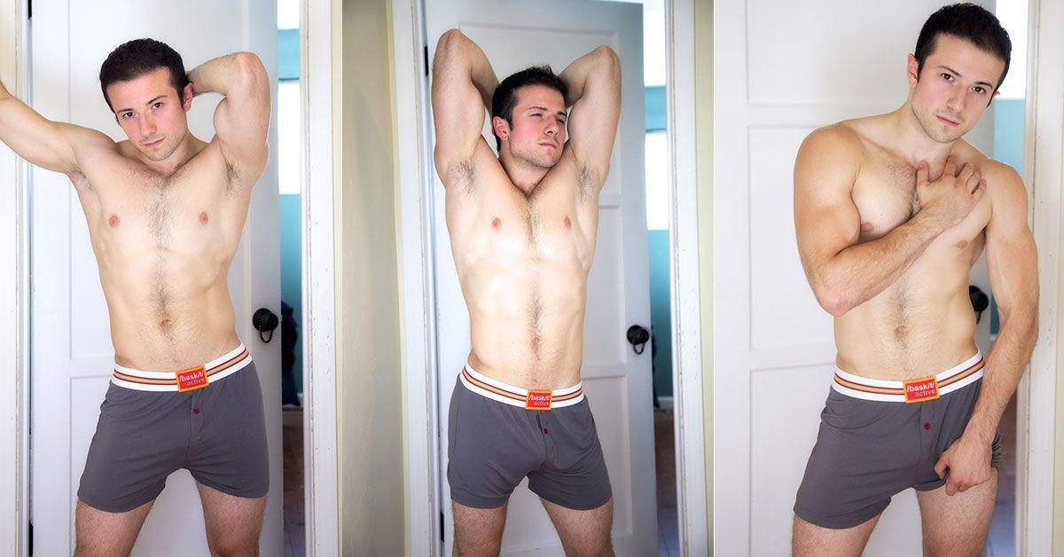 Baskit $12 Tuesday - Active Boxer Shorts
