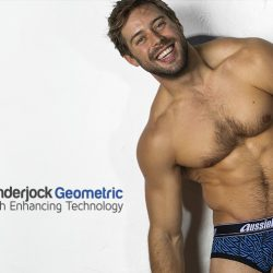 Get Bigger with the New WonderJock Geometric by aussieBum