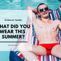 Swimwear Sunday – What did you guys wear?
