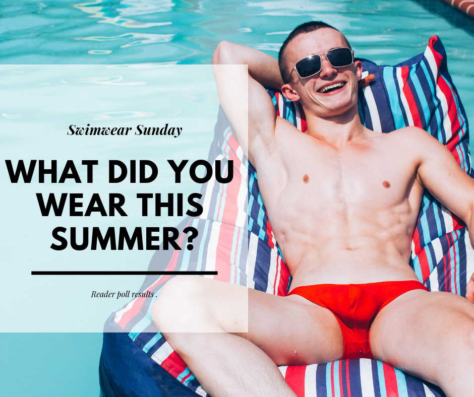 Swimwear Sunday - What did you guys wear?