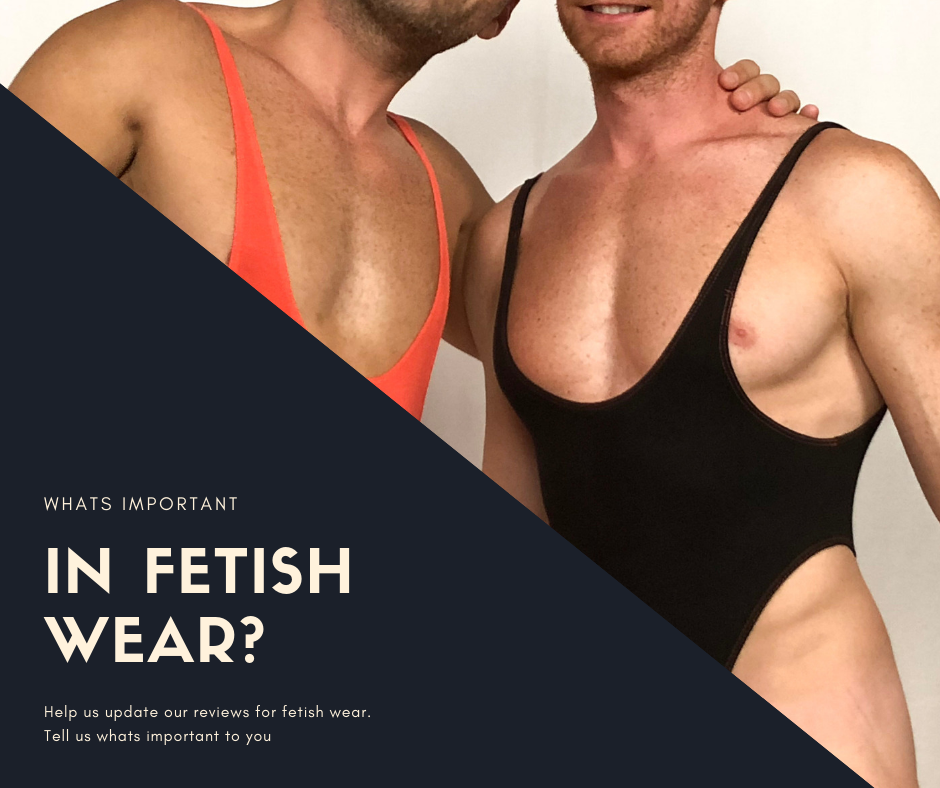 Tell us what's important in Fetishwear