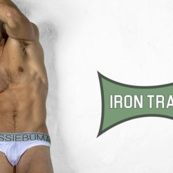 Train with aussieBum Iron Train