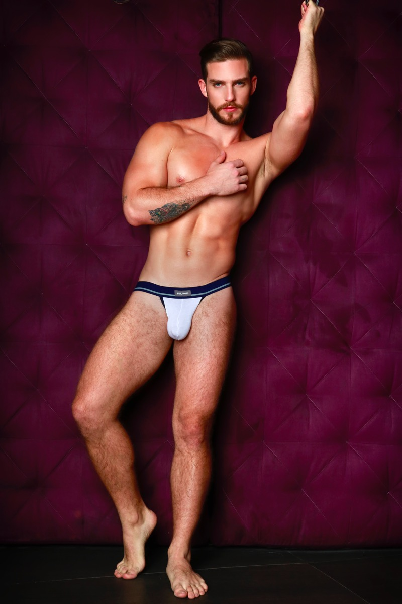 Brief Distraction featuring Hung Underwear