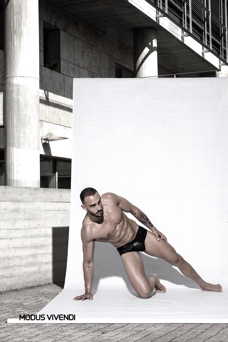 Modus Vivendi Launches the High Tech Underwear Line