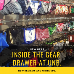 Inside the Gear Drawer – What gear I'm getting