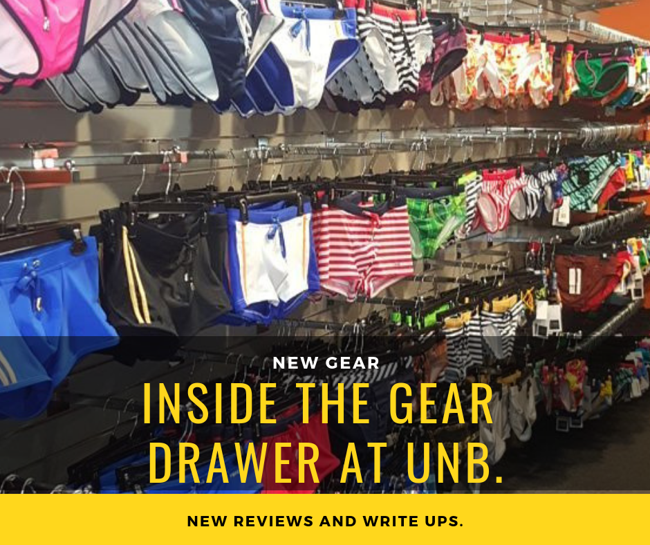 Inside the Gear Drawer - What gear I'm getting