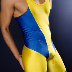 Be Dirty in the new 4HUNKS Singlet