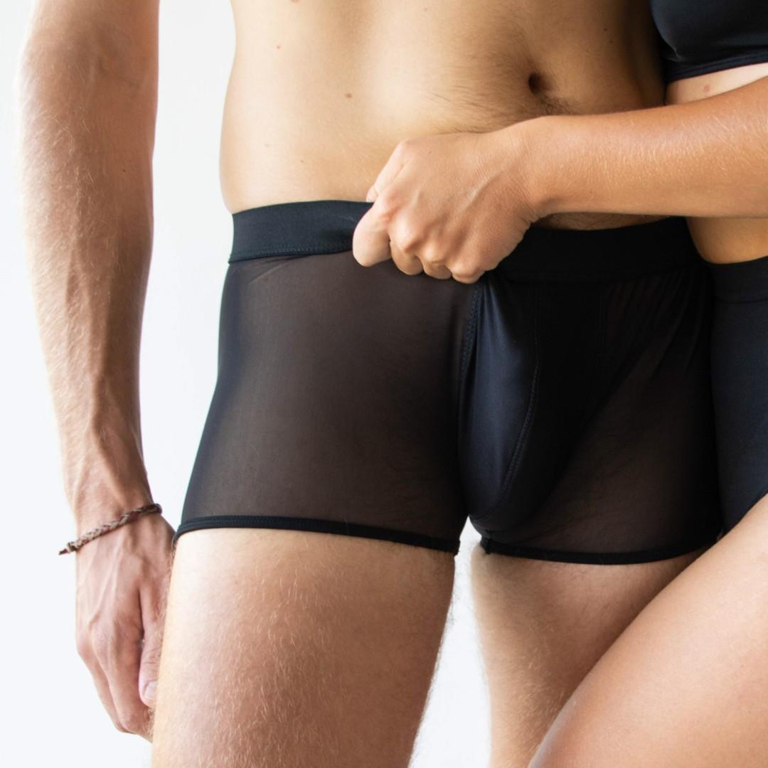 Creative Underwear for men releases a Kickstarter