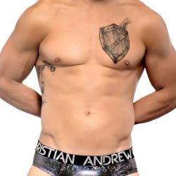 Underwear Review -Andrew Christian Disco Brief